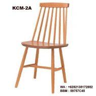 Kursi Cafe Kayu KCM-2A