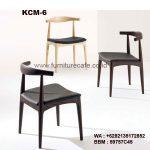 Kursi Cafe Kayu KCM-6A