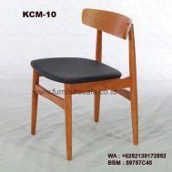 Kursi Cafe Kayu KCM-25