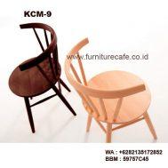 Kursi Cafe Jepara KCM-09