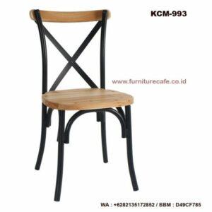 Kursi Cafe Kayu KCM-993