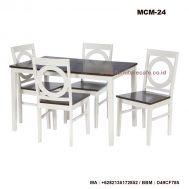 Kursi Meja Makan Cafe Duco MCM-24