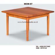 Meja Makan Cafe Minimalis MCM-07