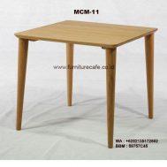 Meja Kursi Cafe Minimalis MCM-99 SET