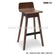 Kursi Bar Stool KBM-14