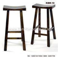Kursi Bar Bangku KBM-18