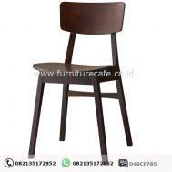 Kursi Cafe Minimalis Murah KCM-979