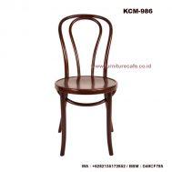 Kursi Makan Cafe KCM-986