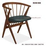 Kursi Kayu Untuk Cafe KCM-988