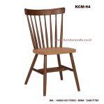 Kursi Cafe Kayu Jati KCM-994