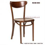 Kursi Kayu Cafe KCM-989