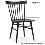 Kursi Cafe Minimalis Jati KCM-991