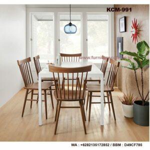 Meja Kursi Cafe Murah KCM-991A