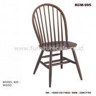 Kursi Cafe Outdoor Santai KCM-985