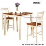 Meja Kursi Makan MCM-25