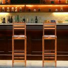 Kursi Bar Kayu Lewisville