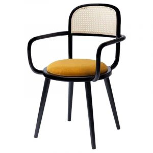 Kursi Cafe Luc Upholstered Seat